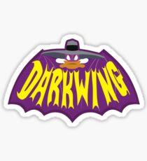 Darkwing Sticker