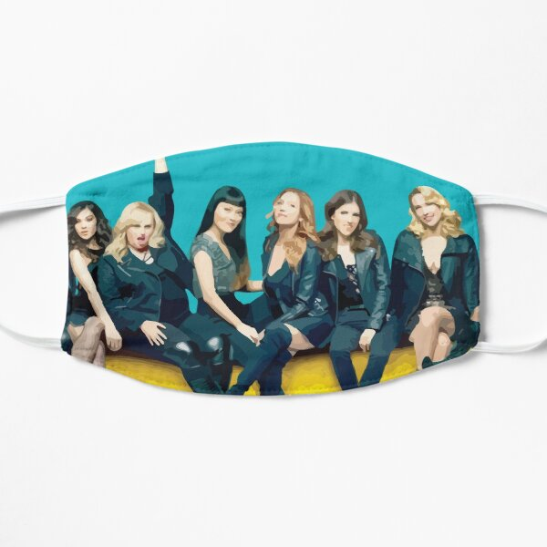 Pitch Perfect 3 Poster Mask