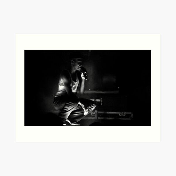 Will Young Art Print