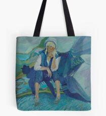 Self-Portrait,Peggy's Cove 001 Tote Bag