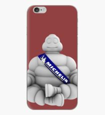 Peaceful Michelin Man iPhone Case