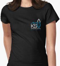 KSV Dark T Pocket Logo Women's Fitted T-Shirt