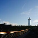 Afternoon Light - Kiama Lighthouse by Dilshara Hill