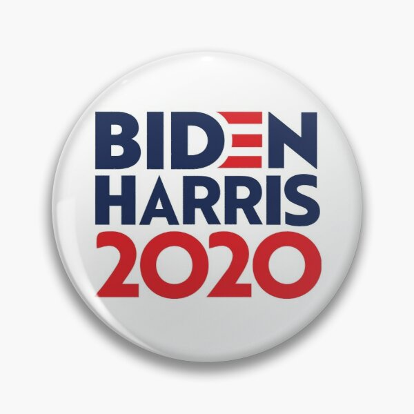Joe Biden Kamala Harris 2020 Pin