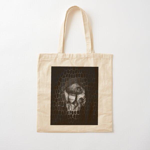 Dark Web Descending ( Spider in the Web Version ) Cotton Tote Bag