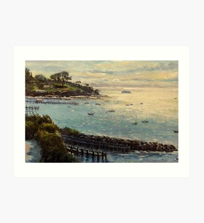 Sorrento, Mornington Peninsula, Victoria, Australia Art Print