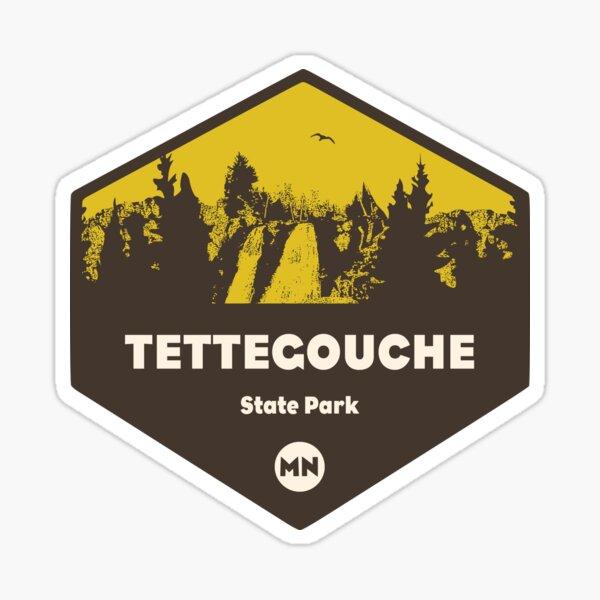Tettegouche State Park, Minnesota Sticker