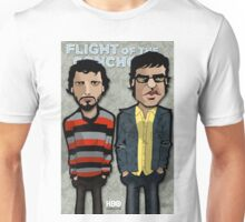 Flight of the Conchords Unisex T-Shirt