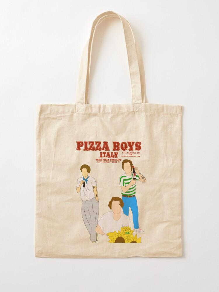 Alternate view of PIZZA BOYS Tote Bag
