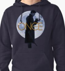Captain Hook/Killian Jones - Once Upon a Time Pullover Hoodie