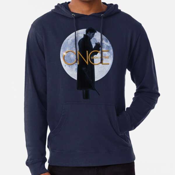 Captain Hook/Killian Jones - Once Upon a Time Lightweight Hoodie
