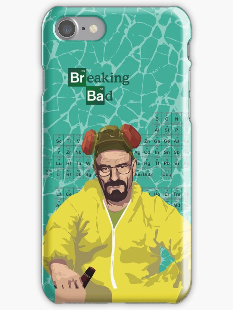 Breaking Bad, Walter White by Jordan Bails