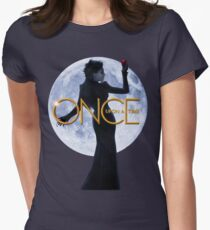The Evil Queen/Regina Mills - Once Upon a Time Women's Fitted T-Shirt