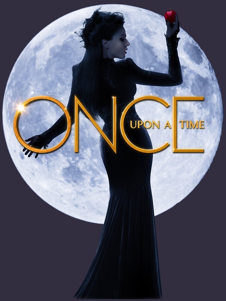 The Evil Queen/Regina Mills - Once Upon a Time | Women's T-Shirt