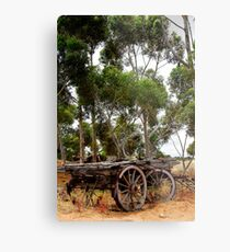 Australian History Metal Print