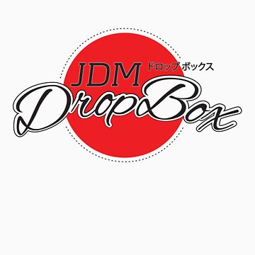 Jdm Dropbox - Red Dot by Bacn