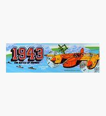 1943 Arcade Photographic Print