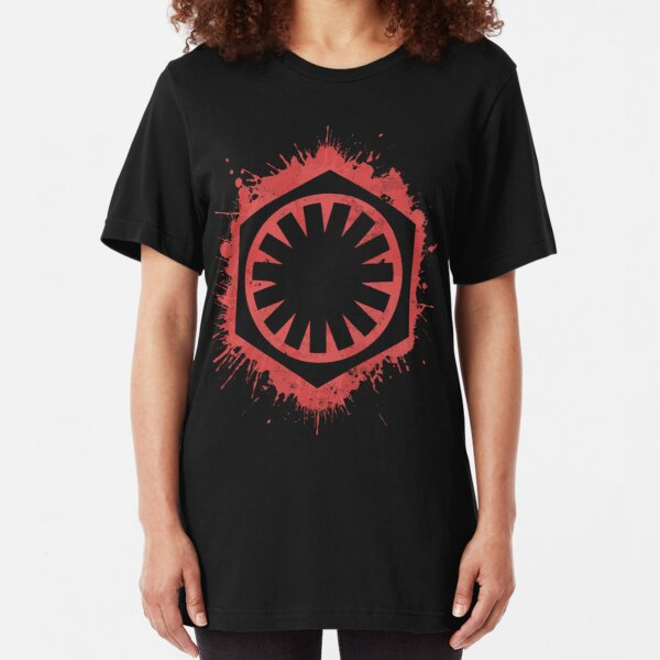 First Order Slim Fit T-Shirt