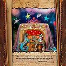 The Curious Library Calendar - January by Aimee Stewart