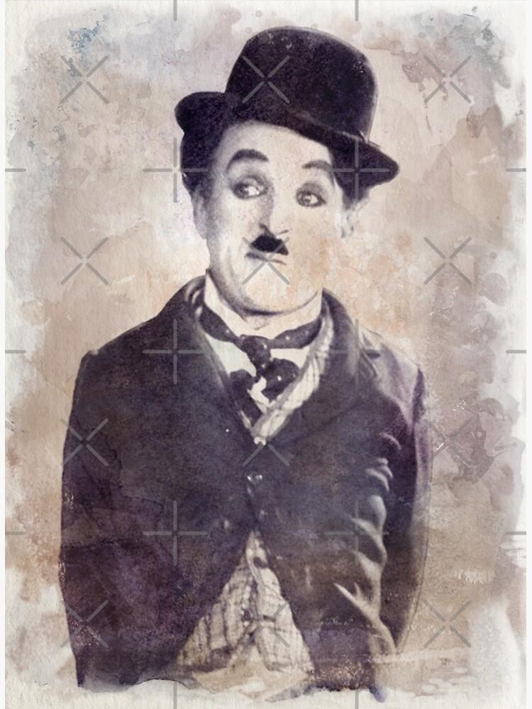 Chaplin - Watercolor Vintage - D6 de DecoWords