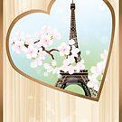 Paris mon amour - Paris my love by schtroumpf2510