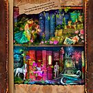 The Curious Library Calendar - December by Aimee Stewart