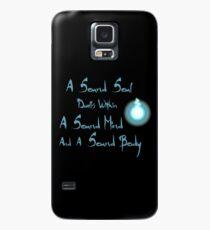 Eine gesunde Seele Hülle & Skin für Samsung Galaxy