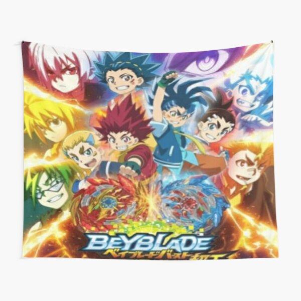 BEYBLADE Tapestry