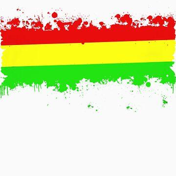 reggae by dibsterscown