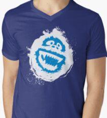 Abomina-bumble Men's V-Neck T-Shirt