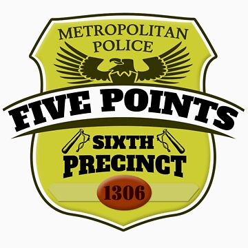 Five Points by jabbtees