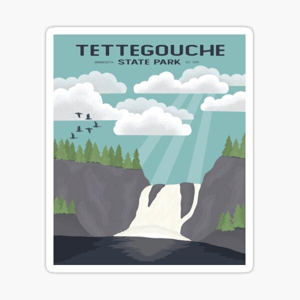 Tettegouche State Park Sticker