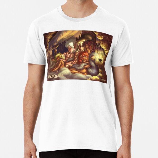 Elfquest True Peace Premium T-Shirt