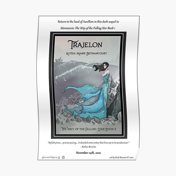 TRAJELON Release Poster Poster
