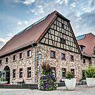 Hockenheim Library (Germany) by Marc Garrido Clotet