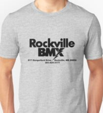 RBMX-Old School-BLACK T-Shirt