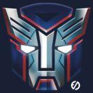 AutoPatriot - Ironpatriot Auto Symbole - Blue   by EdUnderground