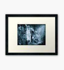 Immortal Kiss Framed Print