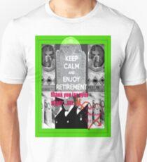 retirement funds Unisex T-Shirt