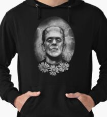 Boris Karloff as Frankenstein's Monster Lightweight Hoodie