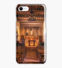 Mission San Juan Capistrano Chapel iPhone Case/Skin