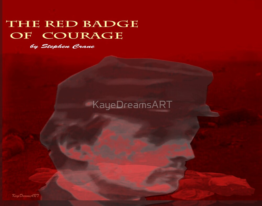 use of tone symbol imagery red badge of courage The red badge of courage is a war novel by american author stephen crane the novel is known for its distinctive style, which includes realistic battle sequences as well as the repeated use of color imagery, and ironic tone.