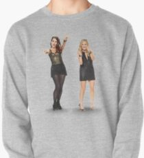 Tina and Amy; Sisters Pullover