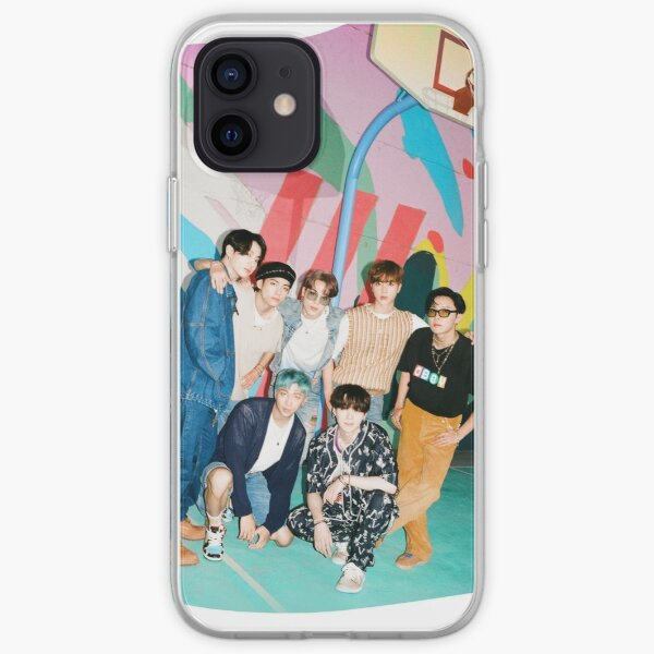 BTS Dynamite iPhone Soft Case