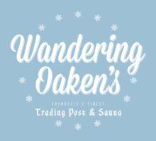 Wandering Oaken's Trading Post & Sauna | Unisex T-Shirt