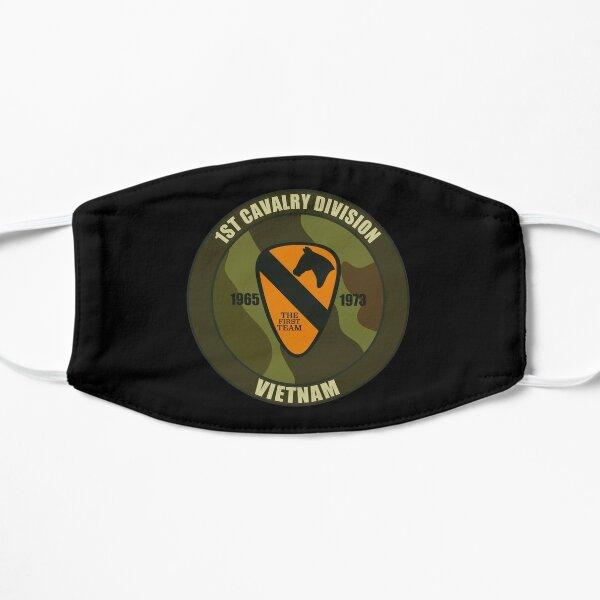 Patch du 1er Vietnam de cavalerie Masque sans plis