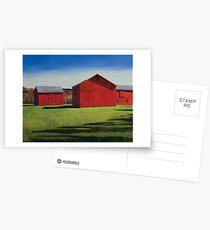 Chagrin Valley Barns Postcards