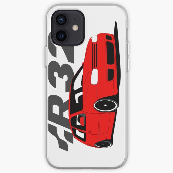 Red MIVR32 PhoneCase iPhone Soft Case