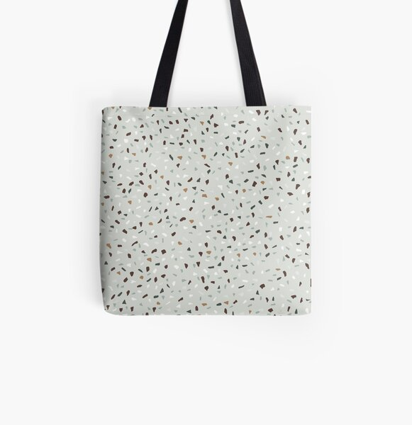 Terrazzo AFE_T2020_S2_8 All Over Print Tote Bag