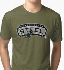 NPA Series - STEEL TYPE Tri-blend T-Shirt